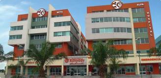 """Inaugurado en Octubre del 2006, el Hospital Clínica Kennedy """"Samborondon"""", mantiene el nivel de adelanto tecnológico que nos caracteriza"""
